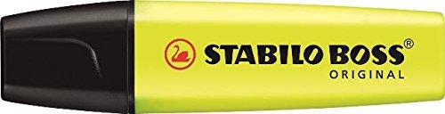 Stabilo Boss Original Textmarker, gelb