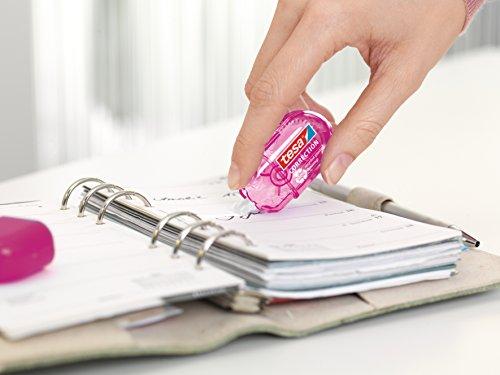 Tesa 59817-00000-00 Mini Korrekturroller, 2-er Packung -