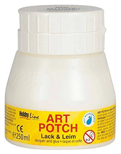 Kreul Art Potch Lack und Leim 250 ml