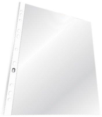 Durable Prospekthüllen Din A4 100 Stück transparent