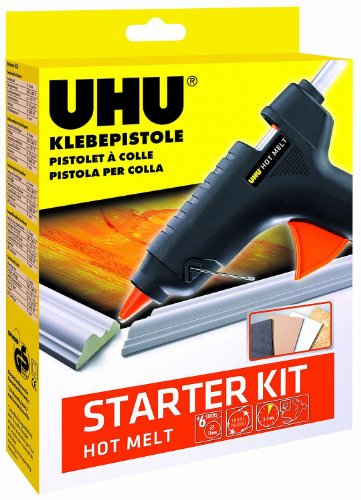 UHU Klebepistole Hot Melt, Starter Kit
