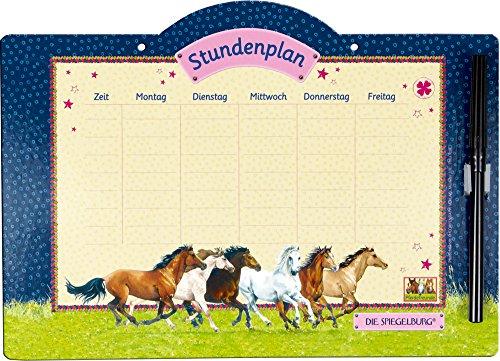 Spiegelburg Stundenplan Pferdefreunde