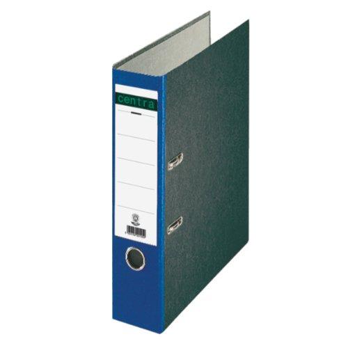 Centra Standard-Ordner A4 blau