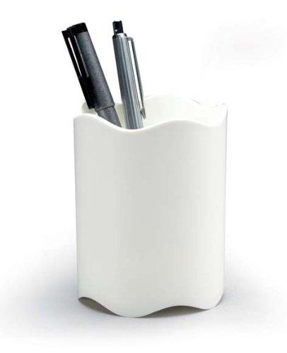 Durable Stifteköcher Trend, 1 Stück, weiß