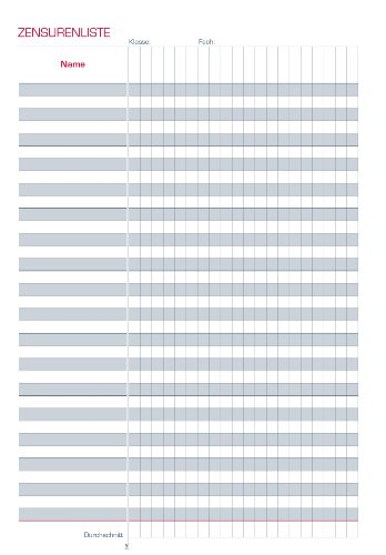 OXFORD 400106347 Lehrerkalender Kalendarium 2018/2019 Format DIN A4 Spiralbuch Ringblock in dunkelblau Planer für Lehrer - 4