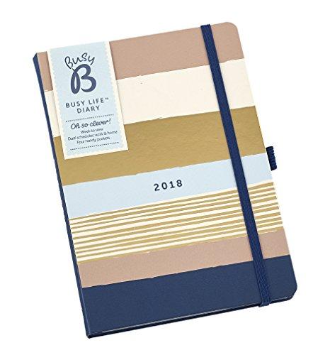 Terminkalender 2018 für Vielbeschäftigte