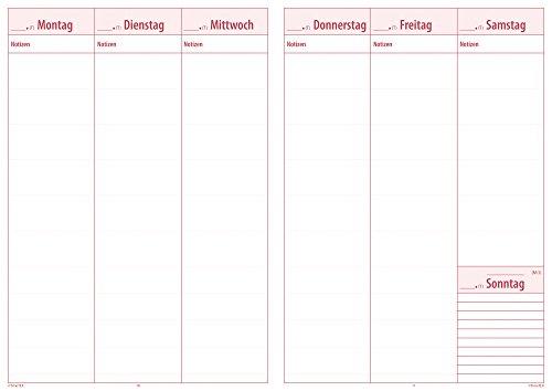 TimeTEX Referendariats-Planer A4-Plus - Schulplaner für Referendare - Lehrerkalender - Lehrertimer - 10570 - 3