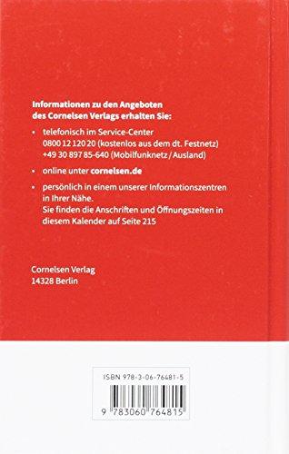 Lehrerkalender 2018/2019: Taschenformat (11 cm x 17 cm) - 2