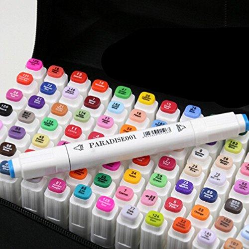Marker Set 80 Twin Tip Sketch Marker