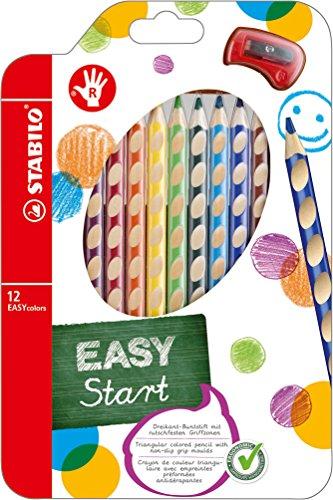Ergonomischer Buntstift STABILO EASYcolors 12er