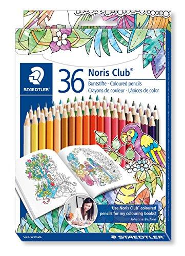 Staedtler Noris Club Farbstiftetui 36 Stück