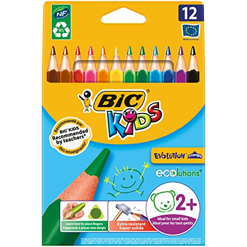 Bic Kids ECOlutions Evolution Buntstifte