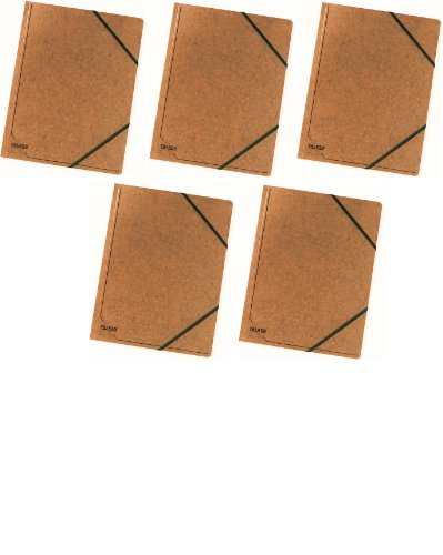 Falken 5 Eckspanner braun, starker Colorspan-Karton