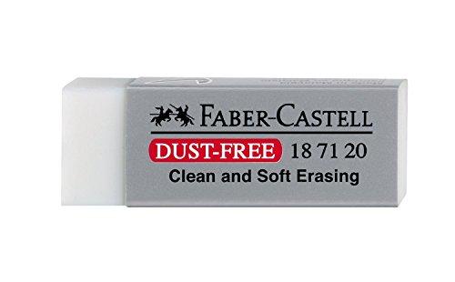 Faber-Castell 187120 Radiergummi Dust-Free