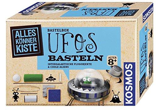 Kosmos AllesKönnerKiste, UFOs basteln