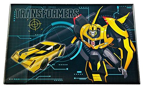 Familando Transformers Schulranzen Set 21tlg. mit Federmappe, Große Sporttasche und Schultüte 85cm PL - 6