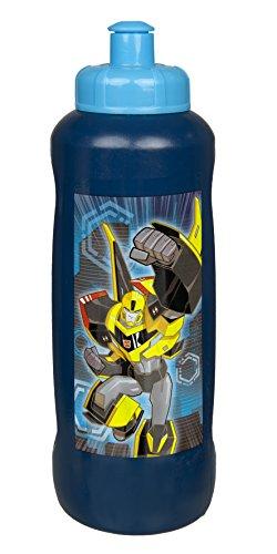 Familando Transformers Schulranzen Set 21tlg. mit Federmappe, Große Sporttasche und Schultüte 85cm PL - 9