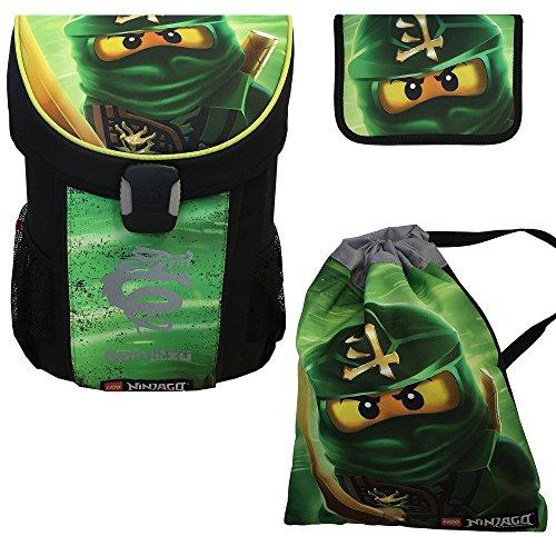 Lego Lloyd Easy School Bag - Easy Schulranzen Set 3 tlg.