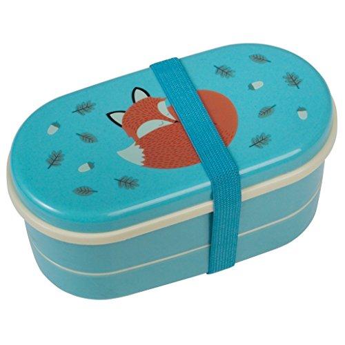 "Wendekreis Bento-Lunchbox ""Rusty the Fox"""
