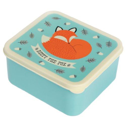 Lunchbox Rusty the Fox