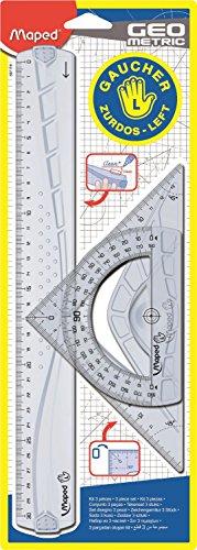 MAPED 897118 Geometrieset für Linkshänder