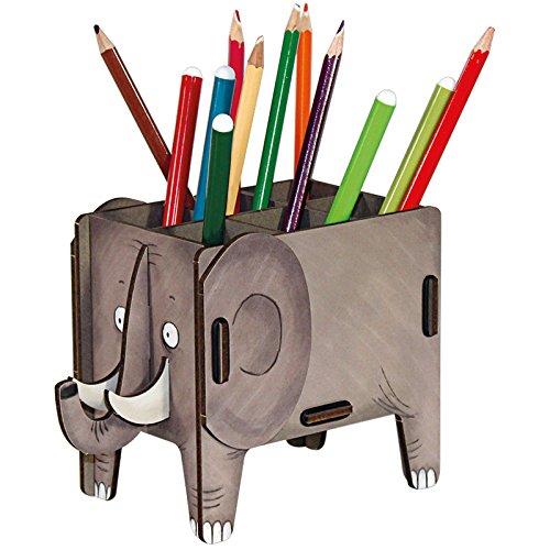 Werkhaus Elefant Stifteköcher