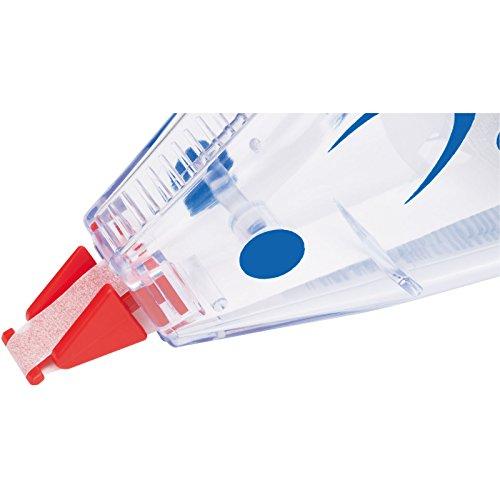 Tipp-Ex Mini Pocket Mouse Korrekturroller – Korrekturband 6 m x 5 mm – Blister à 2 Stück, weiß - 5