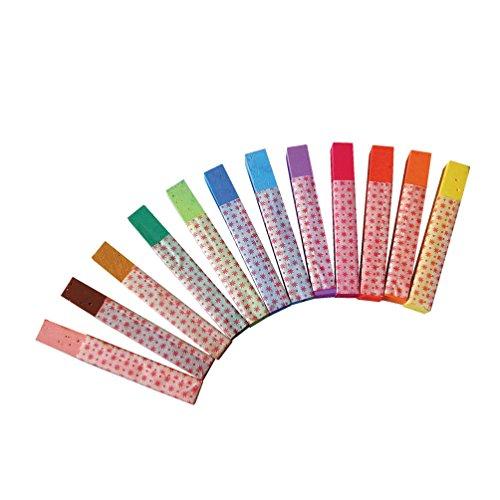 Tafelkreide farbig und weiß - 2
