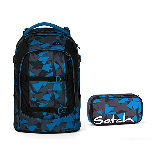 Satch Pack by Ergobag - 2tlg. Set Schulrucksack