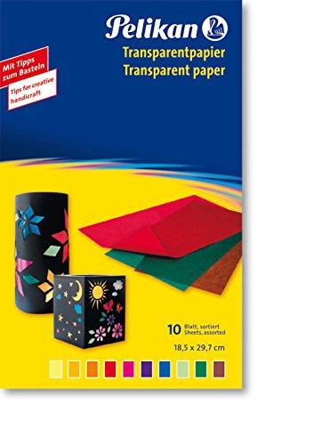 Pelikan Transparentpapier, 10 Blatt