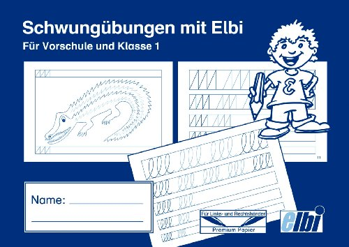 Elbi Schwungübungsheft H4