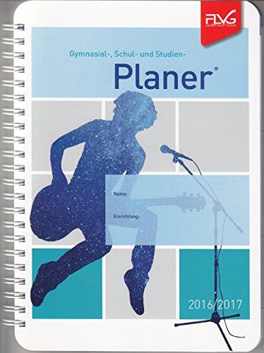 Gymnasial-, Schul- und Studienplaner 2016 - 2017