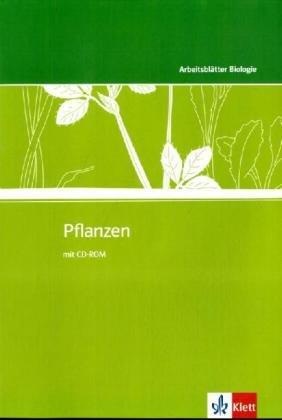 Arbeitsblätter Biologie (Kopiervorlagen) / Pflanzen