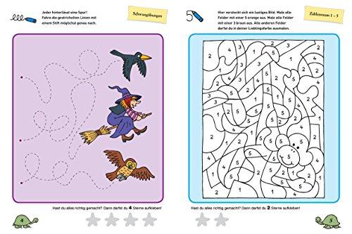 1. + 2. Klasse - Übungen mit 500 Belohnungsstickern: Rechnen, zuordnen, schreiben. Von Pädagogen empfohlen -
