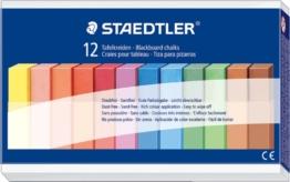 STAEDTLER Kreide 2360 Farbig sortiert 12 Stück